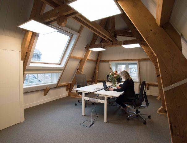 Kantoorvilla de Pastorie Vergaderruimte Kantoorruimte Huren Exclusief Bergen op Zoom Per Uur
