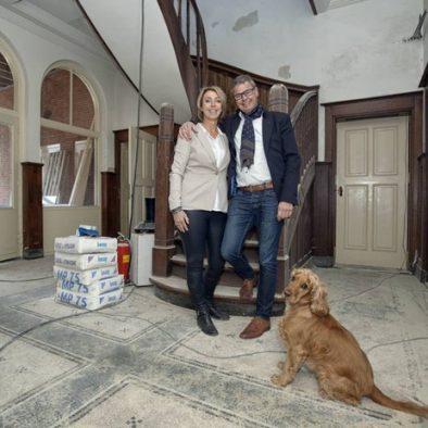 Kantoorvilla de Pastorie Vergaderruimte Kantoorruimte Huren Exclusief Bergen op Zoom Per Uur BN DE STEM