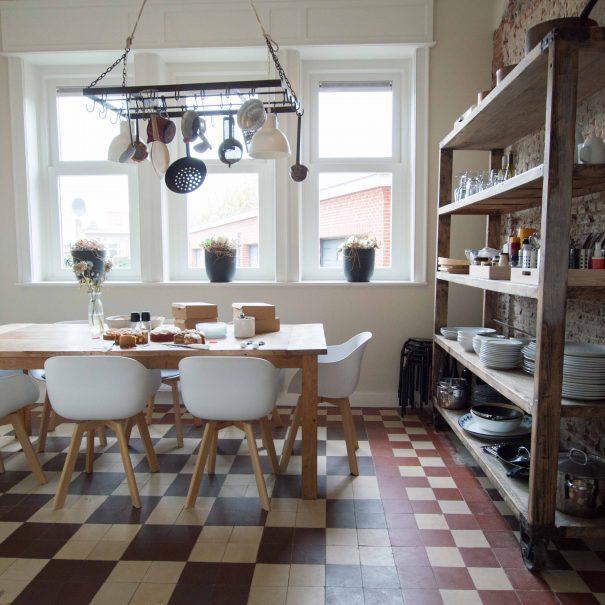 Kantoorvilla de Pastorie Vergaderruimte Kantoorruimte Huren Exclusief Bergen op Zoom Per Uur De Lunchruimte