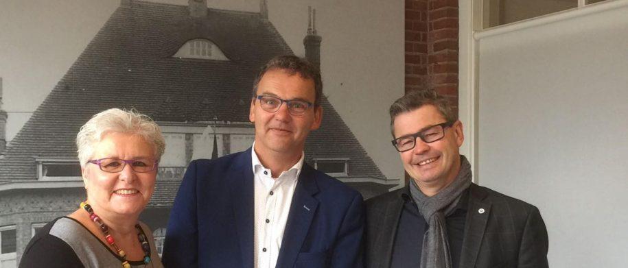 Kantoorvilla de Pastorie Vergaderruimte Kantoorruimte Huren Exclusief Bergen op Zoom Per Uur STratos